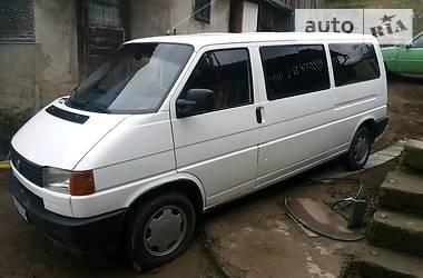 Volkswagen T4 (Transporter) пасс. 1993 в Ужгороде