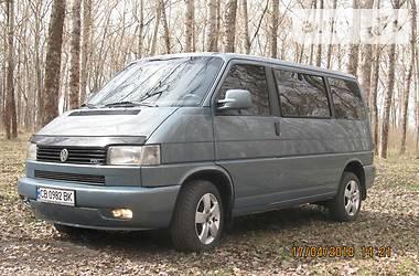 Volkswagen T4 (Transporter) пасс. 2001 в Прилуках