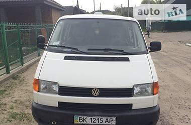 Volkswagen T4 (Transporter) пасс. 1998 в Дубровице