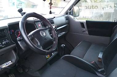 Volkswagen T4 (Transporter) пасс. 2001 в Сумах