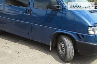 Volkswagen T4 (Transporter) пасс. 1998 в Черновцах