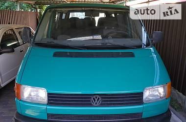 Volkswagen T4 (Transporter) пасс. 1994 в Черкассах