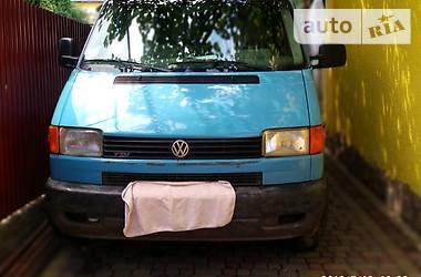 Volkswagen T4 (Transporter) пасс. 1997 в Львове