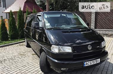 Volkswagen T4 (Transporter) пасс. 2002 в Луцке