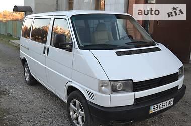 Volkswagen T4 (Transporter) пасс. 1992 в Луганске