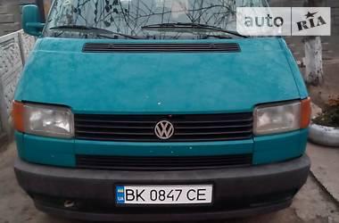 Volkswagen T4 (Transporter) пасс. 1994 в Ровно