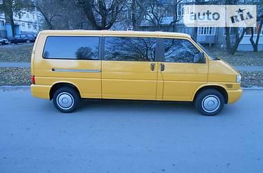 Volkswagen T4 (Transporter) пасс. 1997 в Харькове