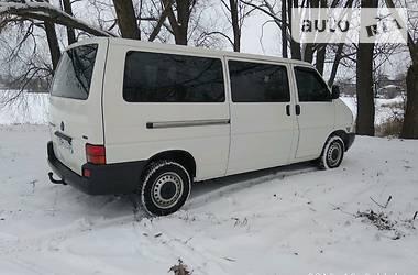 Volkswagen T4 (Transporter) пасс. 2003 в Глухове