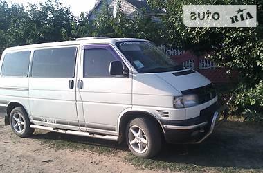 Volkswagen T4 (Transporter) пасс. 1996 в Бериславе