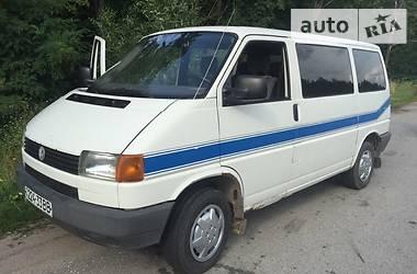 Volkswagen T4 (Transporter) пасс. 1992 в Житомире