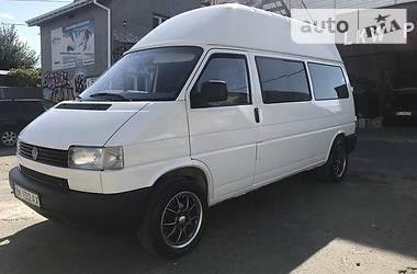 Volkswagen T4 (Transporter) пасс. 2000 в Ровно