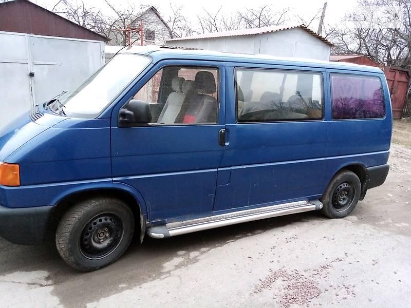 Volkswagen T4 (Transporter) пасс. 1996 в Житомире