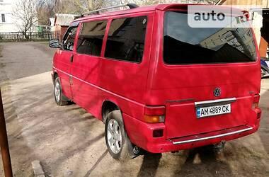 Volkswagen T4 (Transporter) пасс. 1999 в Хорошеве