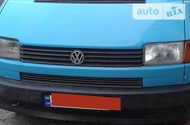 Volkswagen T4 (Transporter) пасс. 1996 в Чуднове
