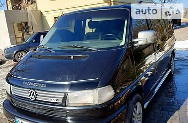 Volkswagen T4 (Transporter) пасс. 2002 в Жовкве