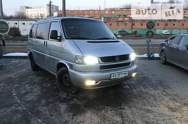 Volkswagen T4 (Transporter) пасс. 1991 в Харькове