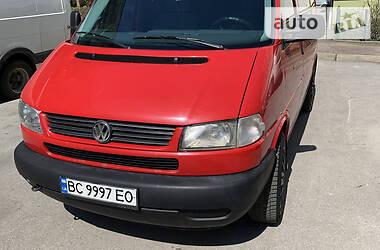 Минивэн Volkswagen T4 (Transporter) пасс. 2002 в Львове