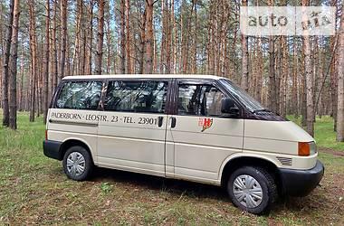 Минивэн Volkswagen T4 (Transporter) пасс. 2000 в Кременчуге