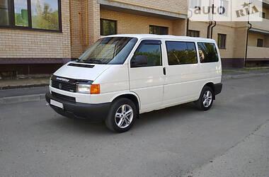 Минивэн Volkswagen T4 (Transporter) пасс. 2000 в Лубнах