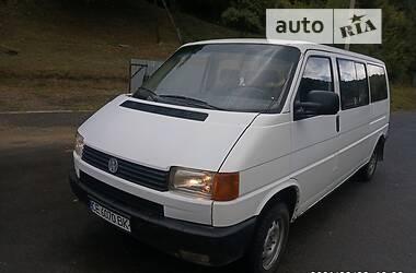 Минивэн Volkswagen T4 (Transporter) пасс. 1993 в Вижнице