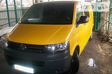 Минивэн Volkswagen T5 (Transporter) груз-пасс. 2010 в Рубежном