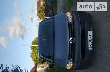 Минивэн Volkswagen T5 (Transporter) груз-пасс. 2013 в Сарнах