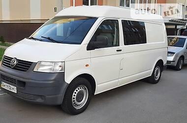 Универсал Volkswagen T5 (Transporter) груз-пасс. 2003 в Киеве
