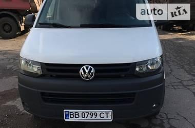 Volkswagen T5 (Transporter) груз 2012 в Луганске