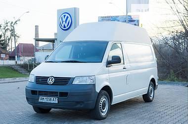 Volkswagen T5 (Transporter) груз 2008 в Житомире