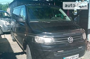 Volkswagen T5 (Transporter) груз. 2010 в Одессе