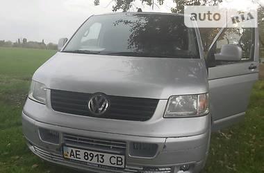 Volkswagen T5 (Transporter) груз. 2004 в Днепре