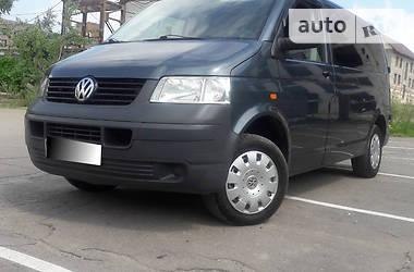 Volkswagen T5 (Transporter) пасс. 2008 в Виннице