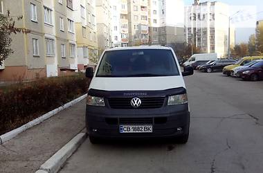 Volkswagen T5 (Transporter) пасс. 2004 в Чернигове