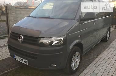 Volkswagen T5 (Transporter) пасс. 2011 в Стрые
