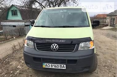 Volkswagen T5 (Transporter) пасс. 2004 в Сваляве
