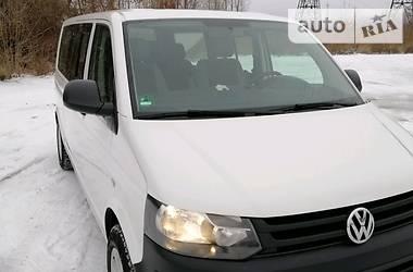 Volkswagen T5 (Transporter) пасс. 2014 в Полтаве