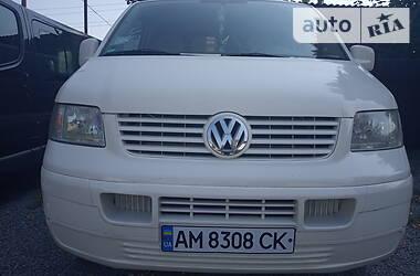 Volkswagen T5 (Transporter) пасс. 2008 в Новограде-Волынском