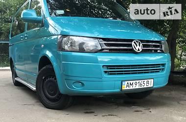 Volkswagen T5 (Transporter) пасс. 2009 в Житомире