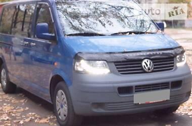 Volkswagen T5 (Transporter) пасс. 2005 в Кременчуге