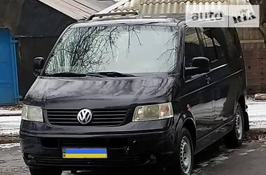 Volkswagen T5 (Transporter) пасс. 2004 в Доброполье