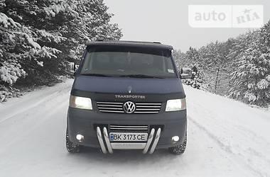 Volkswagen T5 (Transporter) пасс. 2007 в Заречном
