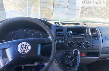 Volkswagen T5 (Transporter) пасс. 2005 в Львове