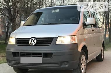 Volkswagen T5 (Transporter) пасс. 2004 в Івано-Франківську