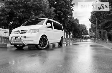Минивэн Volkswagen T5 (Transporter) пасс. 2006 в Киеве