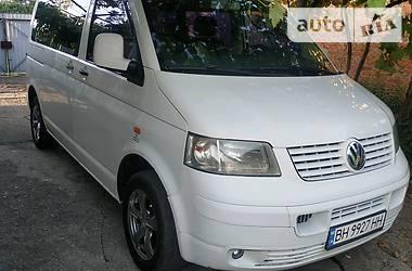 Минивэн Volkswagen T5 (Transporter) пасс. 2004 в Одессе
