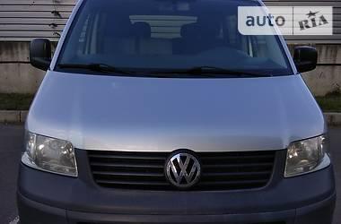 Минивэн Volkswagen T5 (Transporter) пасс. 2007 в Киеве