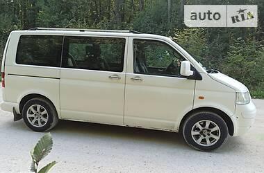 Другой Volkswagen T5 (Transporter) пасс. 2003 в Новоднестровске