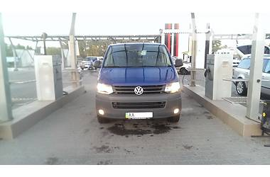 Volkswagen T6 (Transporter) груз 2011