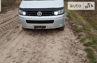 Volkswagen T6 (Transporter) груз 2013