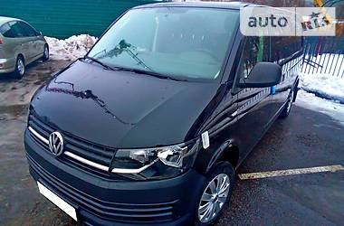 Volkswagen T6 (Transporter) груз TDI